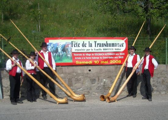 2008- Transhumance  Grand-Ballon