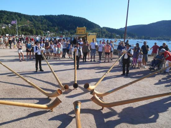 2017- GERARDMER Feux d'artifices