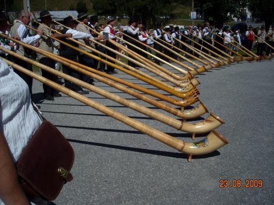 2009- VALLORCINE  Rassemblement